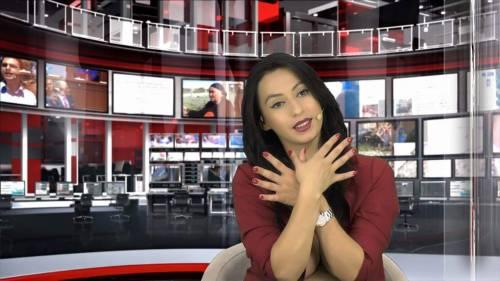 Enki Bracaj, sexy presentatrice 3