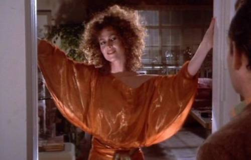 Sigourney Weaver in Ghostbusters 2