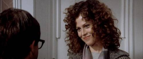 Sigourney Weaver in Ghostbusters 4