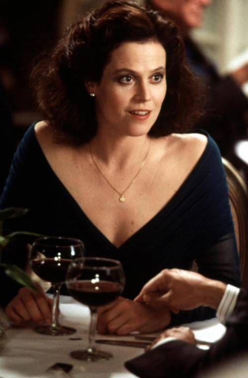 Sigourney Weaver in Ghostbusters 14