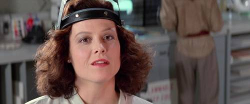 Sigourney Weaver in Ghostbusters 16