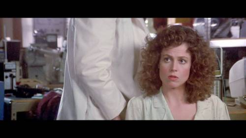 Sigourney Weaver in Ghostbusters 3