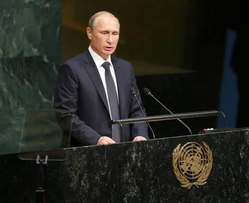 """Vladimir Putin: """"Vivo o morto, portatemi Al Baghdadi"""""""