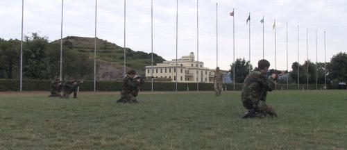 L'esercitazione combat e le prove di volo 7