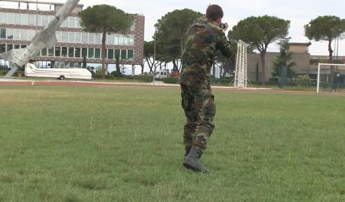 L'esercitazione combat e le prove di volo 15