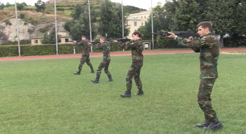 L'esercitazione combat e le prove di volo 17