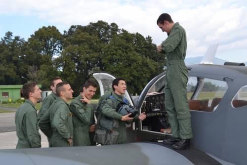 L'esercitazione combat e le prove di volo 20