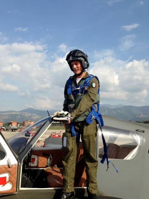 L'esercitazione combat e le prove di volo 18