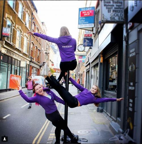 La street pole dance, foto 9