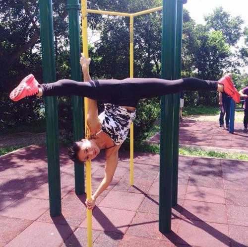 La street pole dance, foto 13