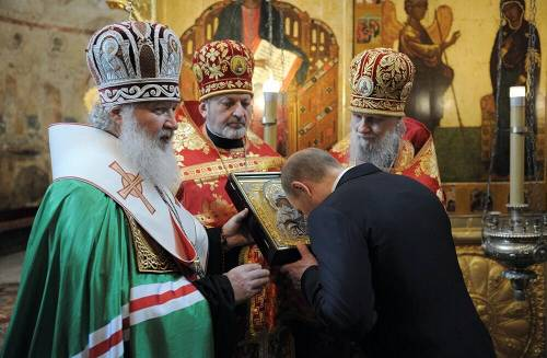 """La """"guerra santa"""" di Mosca"""
