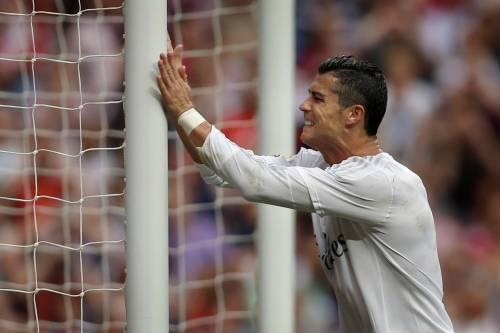 Cristiano Ronaldo, 30 anni, attaccante del Real Madrid, 3 volte Pallone d'oro