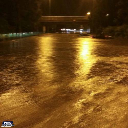 Strade sommerse a Nizza e Cannes