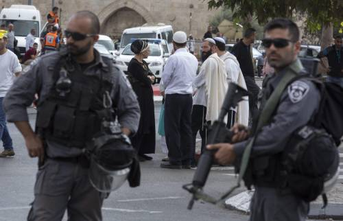 Israele, attacchi
