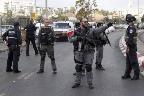 Due persone accoltellate a Gerusalemme 6