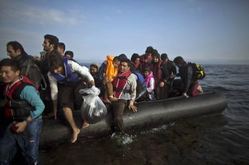 Migranti, superati i 700mila arrivi nel 2015