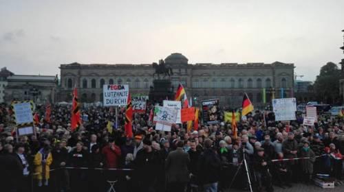 Germania, Pegida compie un anno e guarda alle prossime sfide