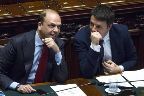 Il Pd allunga la vita ad Alfano: cancellata la sfiducia al Senato
