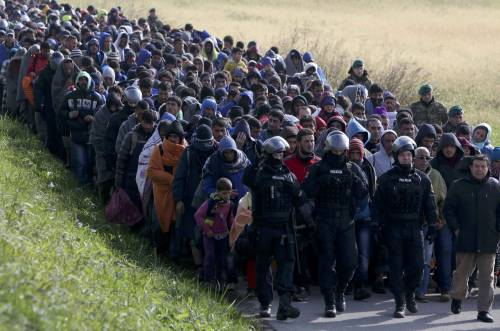 Il grande flop della redistribuzione dei migranti
