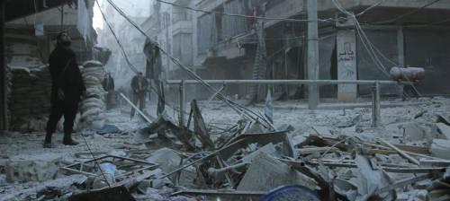 Siria, ad Aleppo il preludio dell'Apocalisse