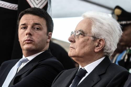 Mattarella s'inchina a Renzi: firma la manovra delle tasse