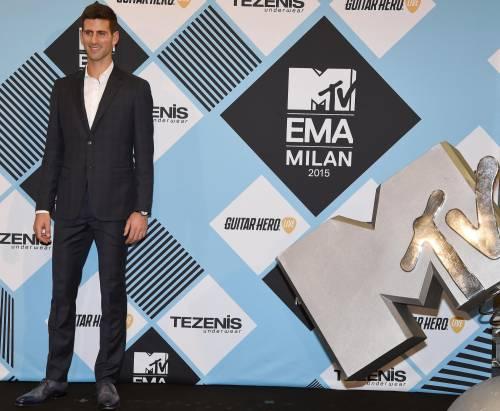 MTV EMA 2015, red carpet stellare a Milano 12