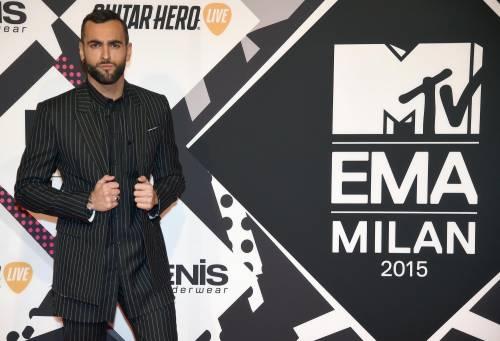 MTV EMA 2015, red carpet stellare a Milano 20