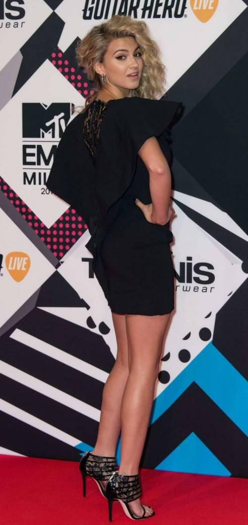 MTV EMA 2015, red carpet stellare a Milano 25
