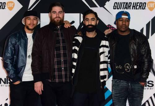 MTV EMA 2015, red carpet stellare a Milano 27