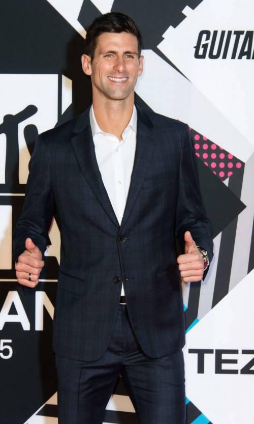 MTV EMA 2015, red carpet stellare a Milano 38