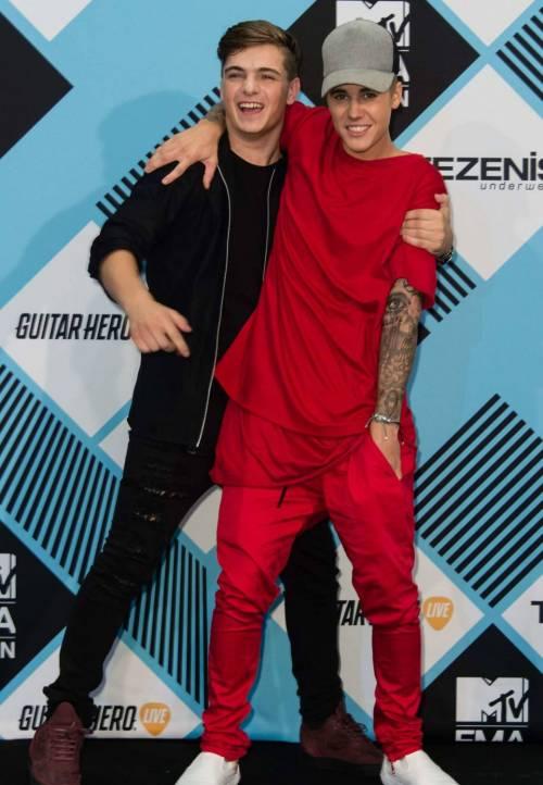 MTV EMA 2015, red carpet stellare a Milano 42