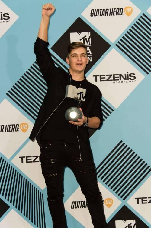 MTV EMA 2015, red carpet stellare a Milano 47