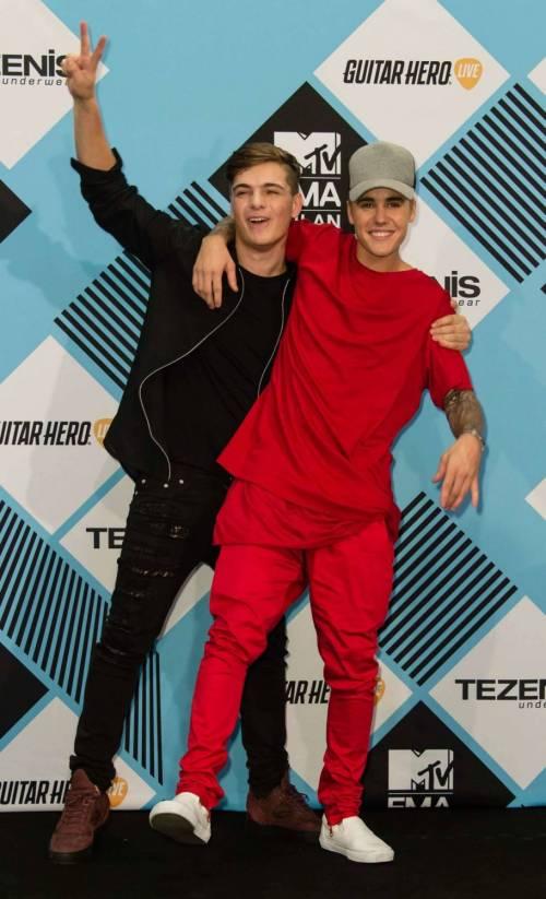 MTV EMA 2015, red carpet stellare a Milano 46