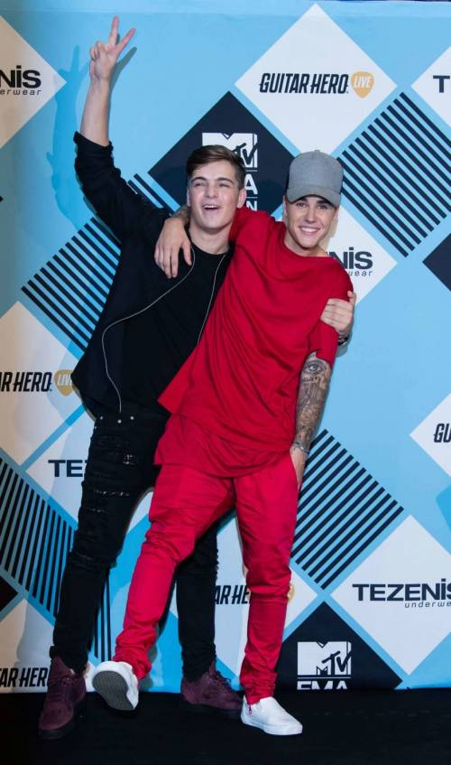 MTV EMA 2015, red carpet stellare a Milano 49