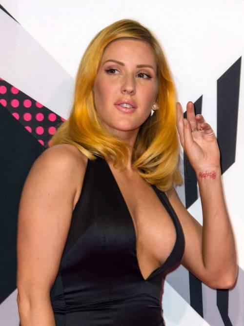 MTV EMA 2015, red carpet stellare a Milano 54