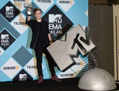 MTV EMA 2015, red carpet stellare a Milano 60