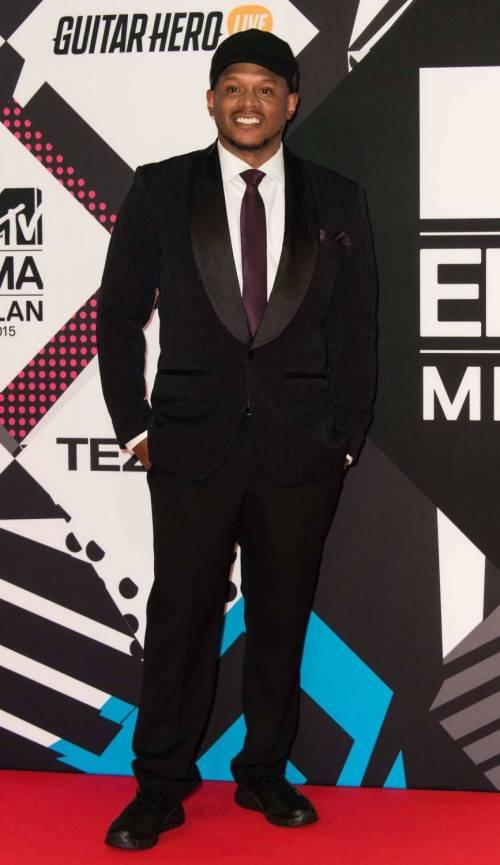 MTV EMA 2015, red carpet stellare a Milano 8
