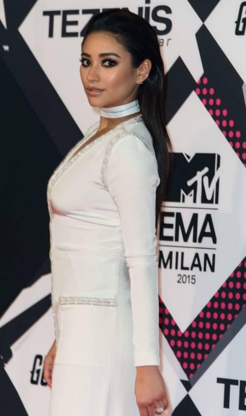 MTV EMA 2015, red carpet stellare a Milano 11
