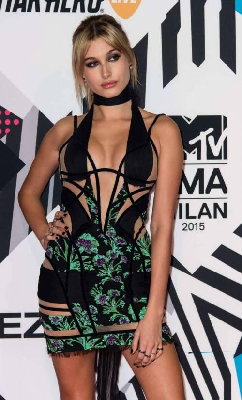 MTV EMA 2015, red carpet stellare a Milano 9