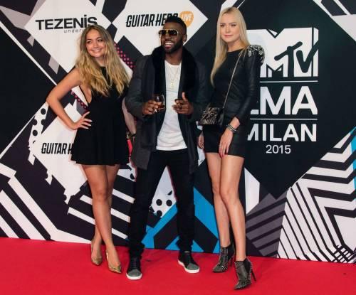 MTV EMA 2015, red carpet stellare a Milano 22