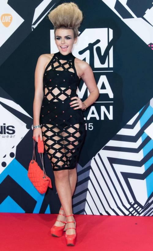MTV EMA 2015, red carpet stellare a Milano 26