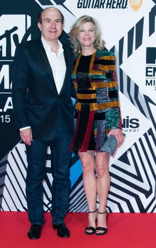 MTV EMA 2015, red carpet stellare a Milano 28