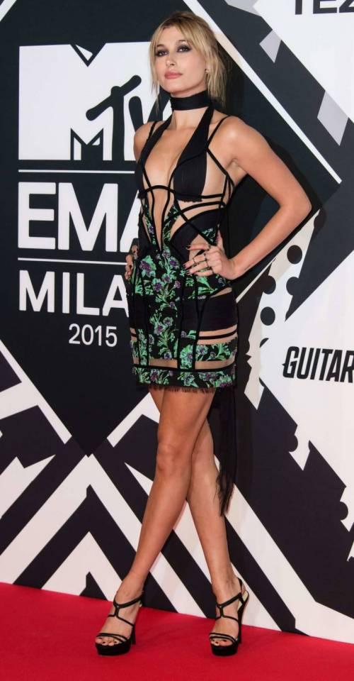 MTV EMA 2015, red carpet stellare a Milano 35