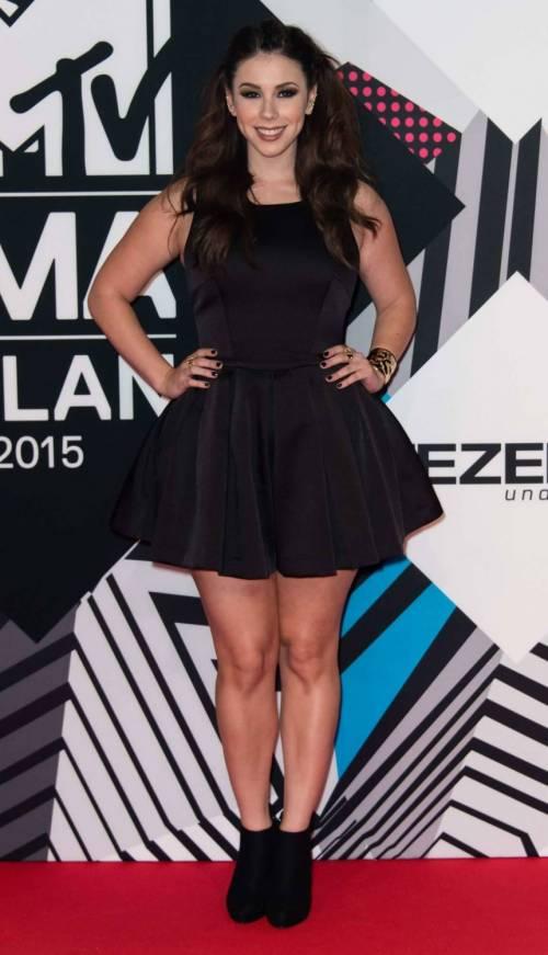 MTV EMA 2015, red carpet stellare a Milano 33