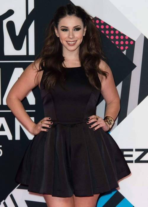 MTV EMA 2015, red carpet stellare a Milano 40