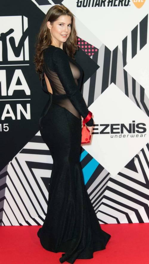 MTV EMA 2015, red carpet stellare a Milano 45