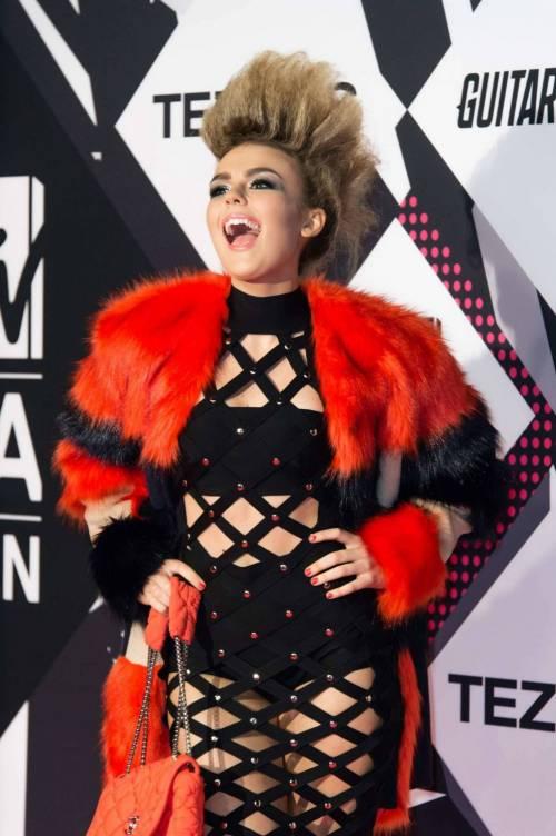 MTV EMA 2015, red carpet stellare a Milano 56