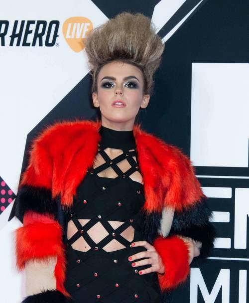 MTV EMA 2015, red carpet stellare a Milano 59