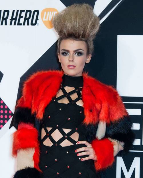 MTV EMA 2015, red carpet stellare a Milano 64