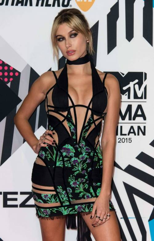 MTV EMA 2015, red carpet stellare a Milano 61